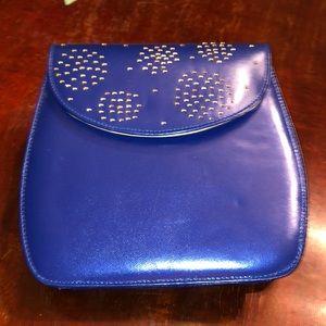 Handbags - **VINTAGE**Royal blue purse